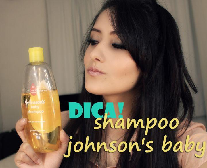 SHAMPOO JOHNSON'S BABY