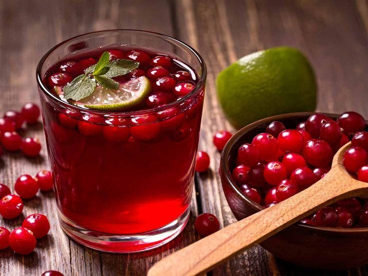 VITAMINAS E NUTRIENTES DA CRANBERRY