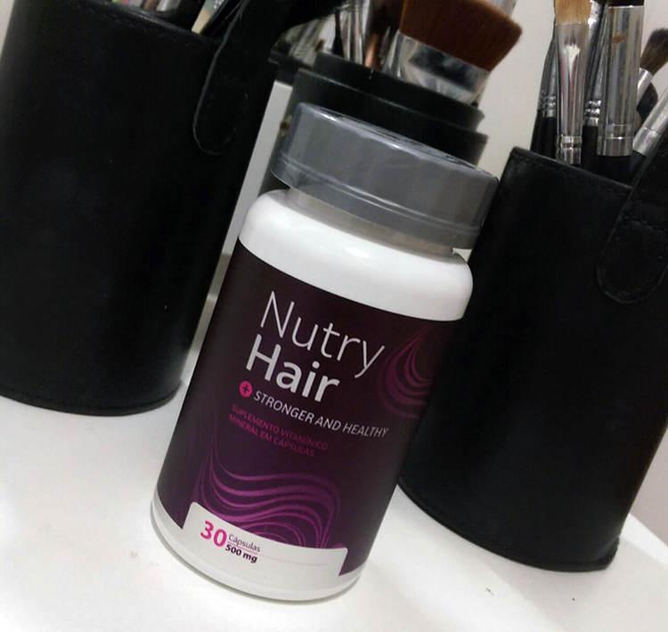 vitamina nutry hair resenha